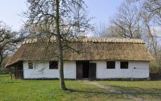 Væverhuset fra Tystrup.