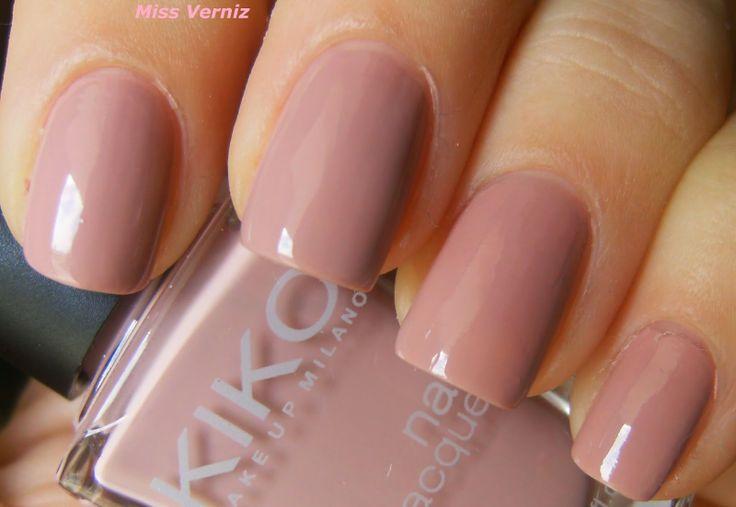 Kiko 508 Rose sand ♥ OBTENU ♥