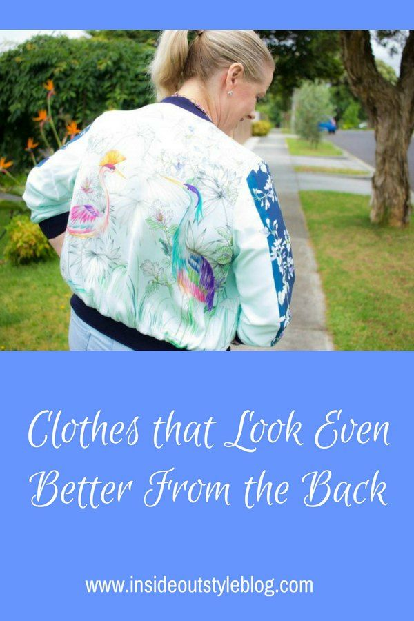 Outfits that Look Even Better from the Back - Inside Out Style