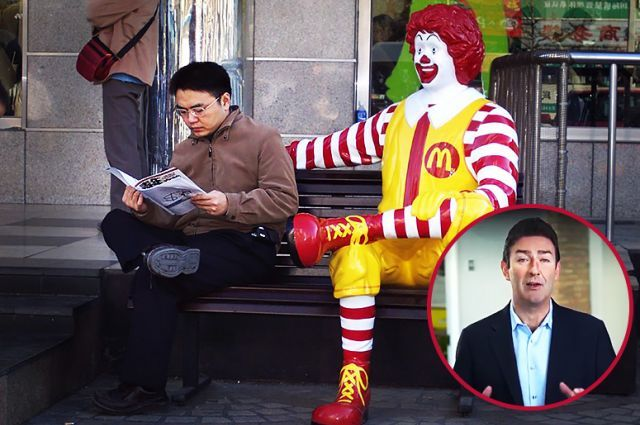 McDonald's Turnaround Plan is More About Business Jargon than Burgers: McDonald's CEO Steve Easterbrook announced that 700 McDonald's locations around the world would be closing, and that he would soon formulate a plan that would turn it all around. But rather than talking about shortening supply chains, removing antibiotics from chicken, and more frequent audits on the factories that produce those frozen McRib patties, he repeated the same tired platitudes, sounding less like a visionary…
