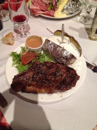 Le Châlet des Cascades, Cernay-la-Ville - auberge restaurant
