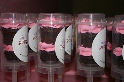 push pop cupcakes!