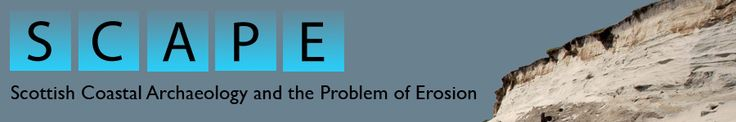 SCAPE - Scottish Coastal Archaeology and the Problem of Erosion will collaborate on the Wilder Being events