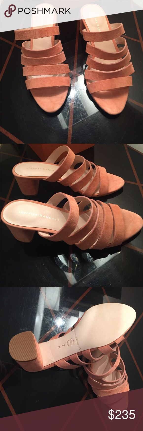 Loeffler Randall Finley Strappy Mike. Brand New. Loeffler Randall Finley Strappy Mike. Brand New. NEVER WORN. Size 7. Loeffler Randall Shoes Sandals