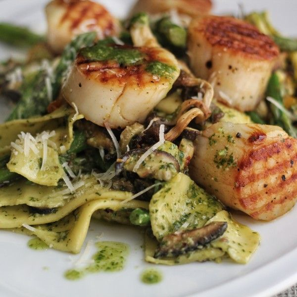 The 25+ best Grilled Sea Scallops ideas on Pinterest ...