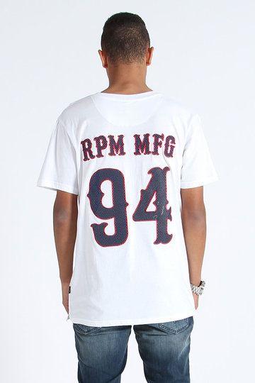 RPM's new Batter Applique Tee - North Beach