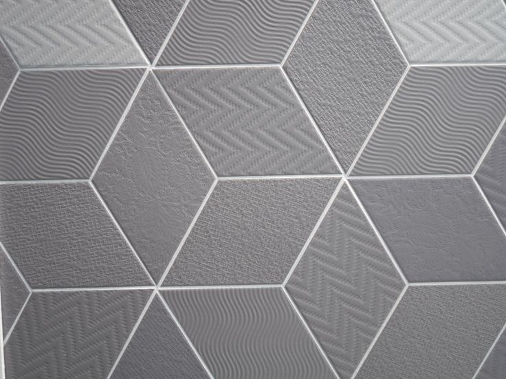 Rhombus Light Grey, Dark Grey nais.es