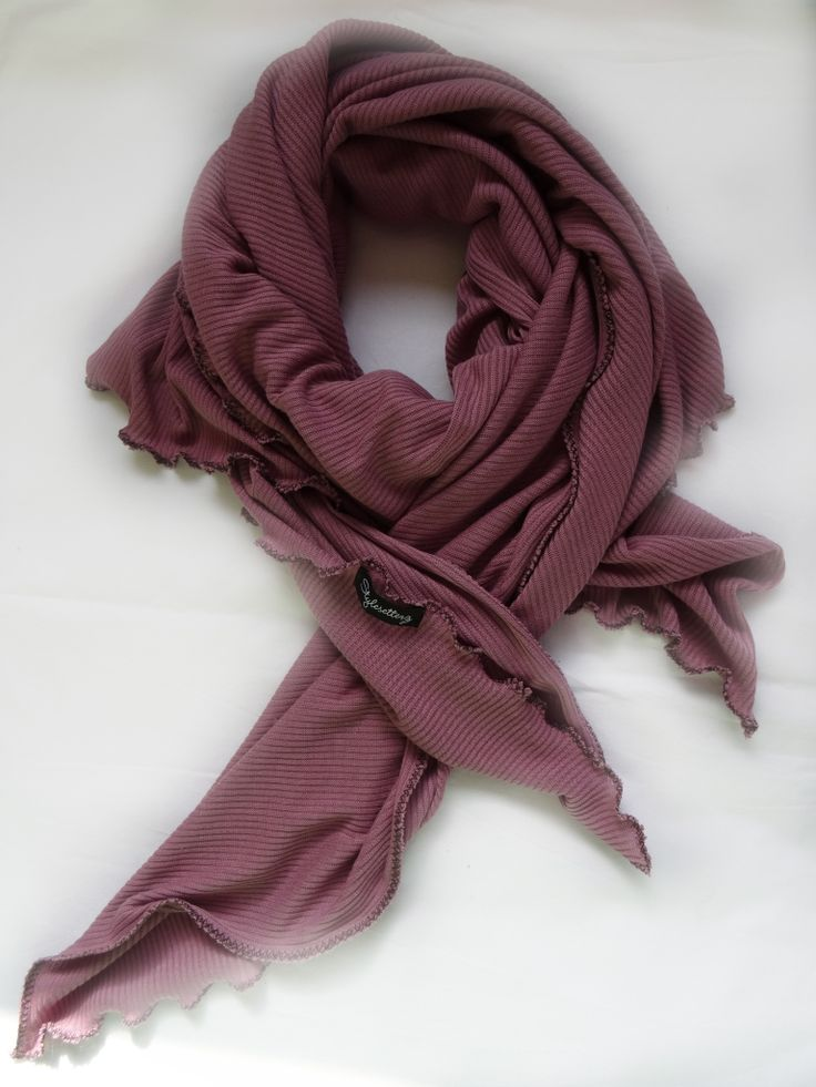Is This Pink or What? with Brown Stitch Scarf by Stylesetterz Handmade Scarves @ www.facebook.com/stylesetterzhandmadescarves