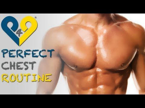 Best chest workout - 30 minutes routine - How to get big chest - YouTube