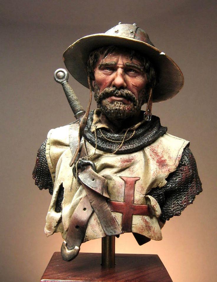 ROMAN NAVARRO - Arte en Miniatura Templario