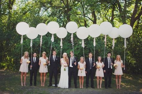 PERFECT For: ♥ Great for parties, weddings, birthdays, anniversaries ♥ Unique photo prop   DETAILS: ♥ You will receive 10pcs white color 36 inch
