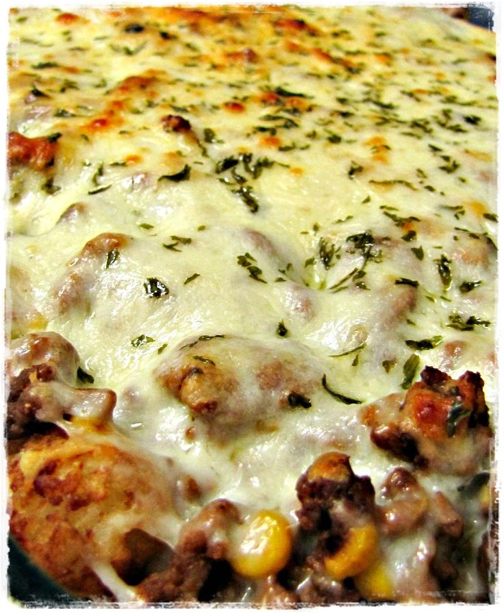 Cowboy Lasagna - I tried this with Ground Turkey and it was soooo good! It was a hit at my house!