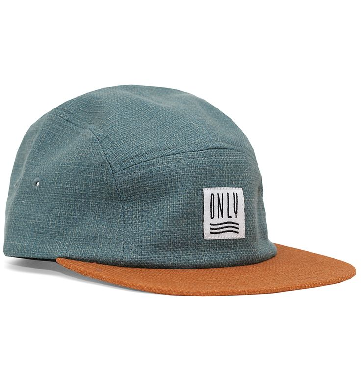 ONLY NY Dunes 5 Panel Cap. £30. || British Indie Clothing - AcquireGarms.com