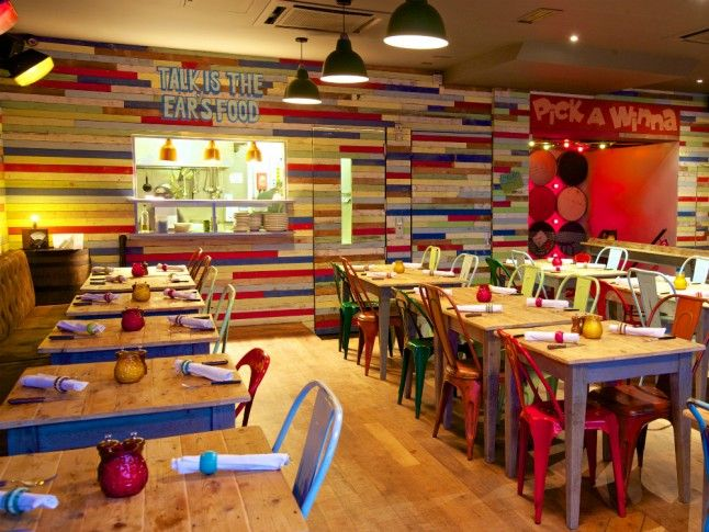 LONDON: Visit the Rum Kitchen Caribbean restaurant in Notting Hill
