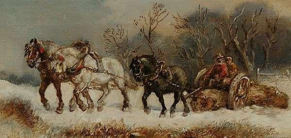 Harden Sidney Melville (British, fl. 1837-1881)