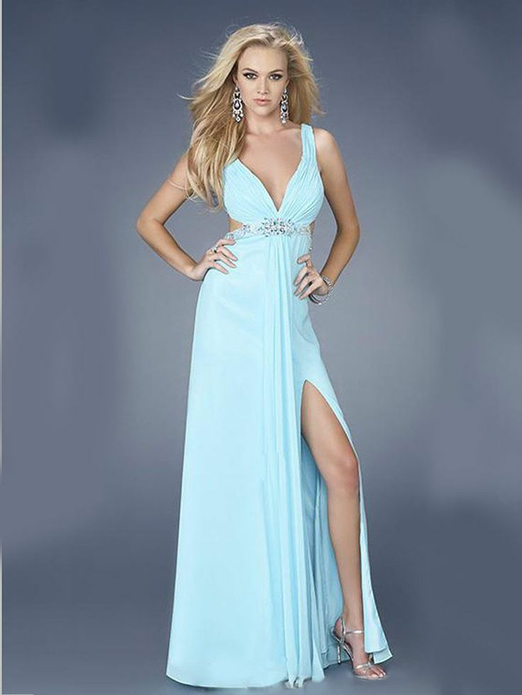 96 best images about prom dresses on Pinterest | Long prom dresses ...