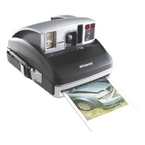 Polaroid One600 Pro Instant 600 Film Camera - Throwback