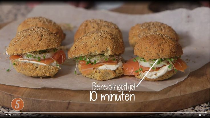 home made bolletjes uit het kookboek van de Foodsisters