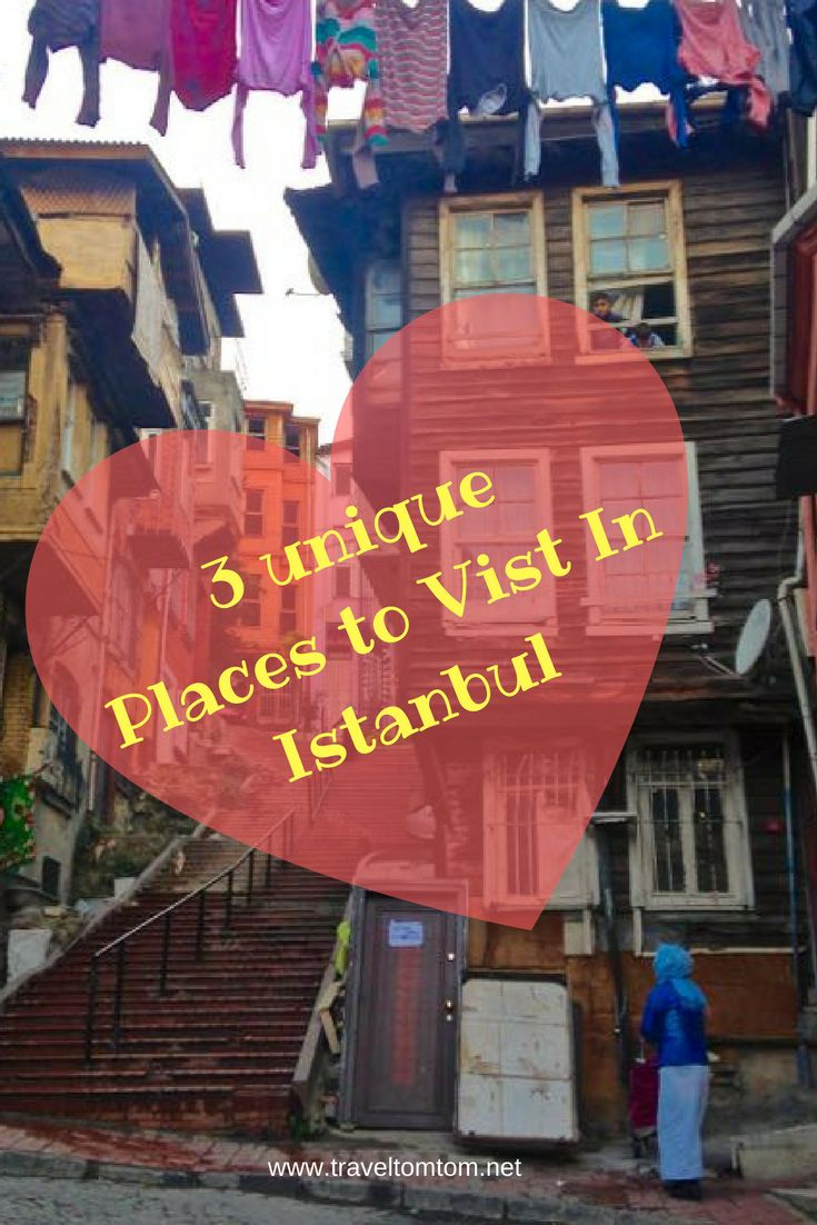 Done with all the standard Istanbul tourist attractions and are you looking for some unique things to do in Istanbul? What about Buyuk Valide Han, Fener Balat and the Edirne Mosque? Let these great things to do in Istanbul show you the city from a different perspective, go off the beaten path in Istanbul!