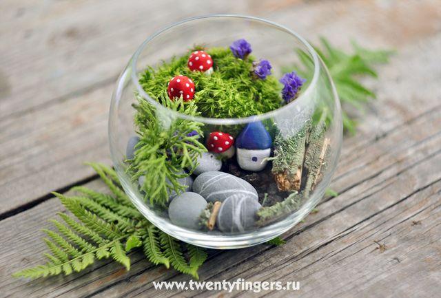 Вечнозеленый маленький мир. Обсуждение на LiveInternet - Российский Сервис Онлайн-Дневников