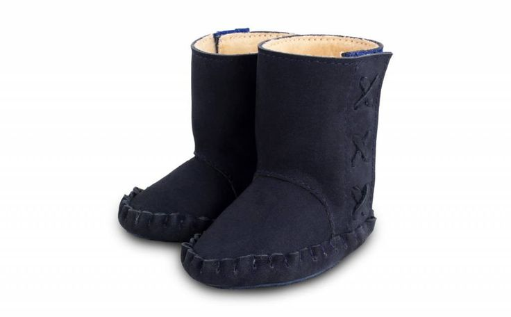 Rika Boots Lining Navy