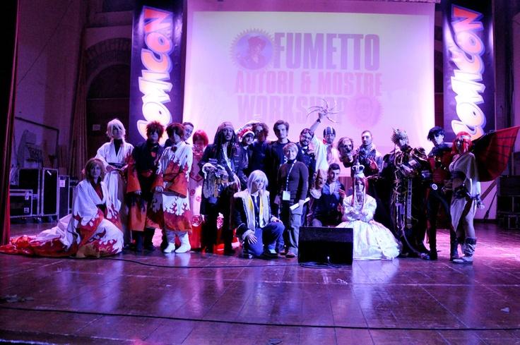 COMICON Cosplay Challenge - Salerno