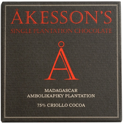Akessons - Best chocolate on the planet.