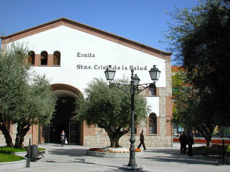 Ermita del Cristo de la Salud. Patrón de Valdemoro
