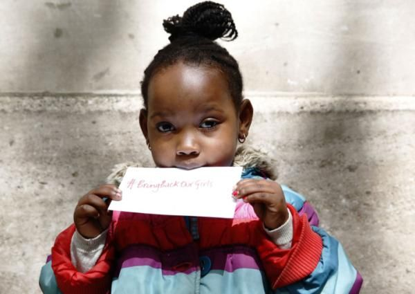 PICS: 'Bring back our girls' protests - Africa | IOL News | IOL.co.za