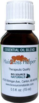Hair Loss Helper Essential Oil Blend - 1 fl oz (30 ml)