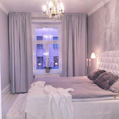 My bedroom in my NY city apartment! I wish! Goals