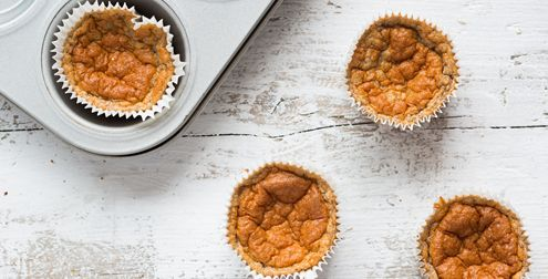 Havermout muffins