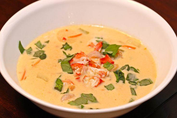 Crab Coconut Thai Soup5