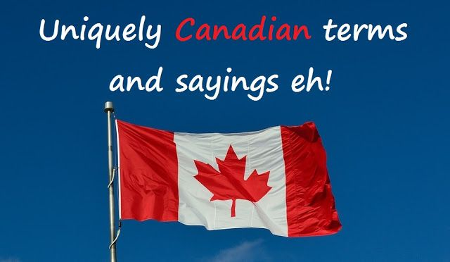 Cathy Thinking Out Loud: Talking Aboot #Canada Eh! 30 Uniquely #Canadian #S...