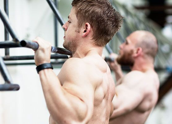Commit to your training and build more muscle.