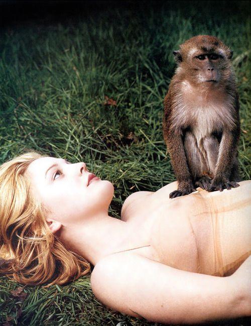 672 Bedste Billeder Om Drew Barrymore på Pinterest-6078