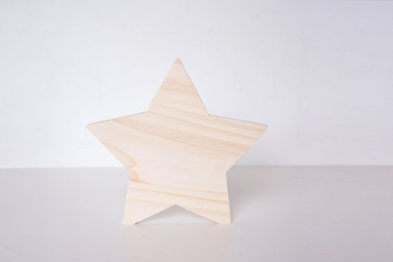 wooden standing star, large Christmas decor, winter bedroom season holiday table window decoupage blank shape, DIY unfinished cutout shape