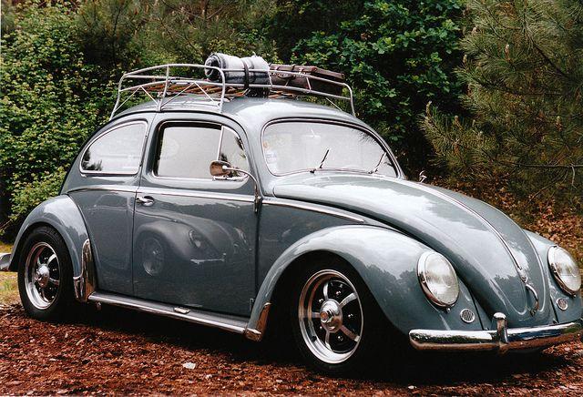 VW Beetle #car