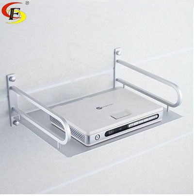 Space Aluminum Boxes Rack Mounts DVD Extended Digital TV Network Support Shelf - ICON2 Luxury Designer Fixures   #Space #Aluminum #Boxes #Rack #Mounts #DVD #Extended #Digital #TV #Network #Support #Shelf