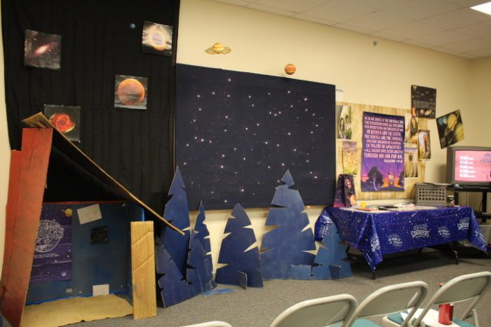 Lifeway Vbs 2017 Galactic Starveyors Missions Decorations