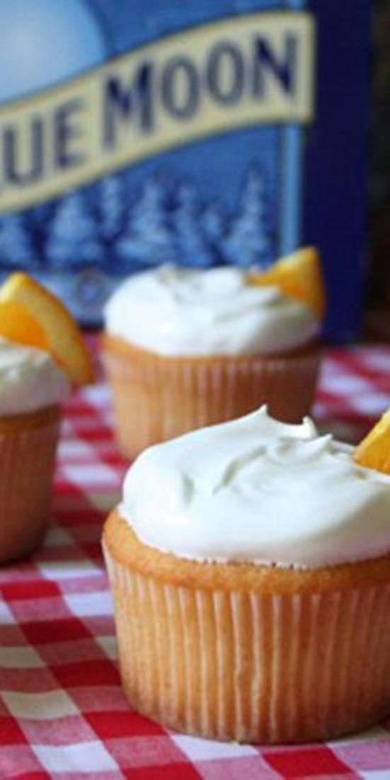 An unusual way to make cupcakes taste even better? Oddly enough, just add beer.