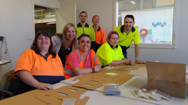 What a crazy couple of weeks it's been with some exciting deliveries out the door :)   It's always a pleasure catching up with the awesome crew at Mambourin Enterprises Ltd.  Empowering People Hoppers Crossing. We're lucky to have such skilful packers to help us  spread the reflector love in Australia. Mambourin is our number one choice for getting the job done. Thanks guys! http://www.mambourin.org/ Mambourinenterprises  #empoweringpeople #Melbourne #ADE #HoppersCrossing…