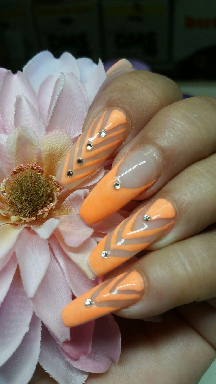 41 best Stiletto Nails images on Pinterest | Stiletto nails, Pumps ...