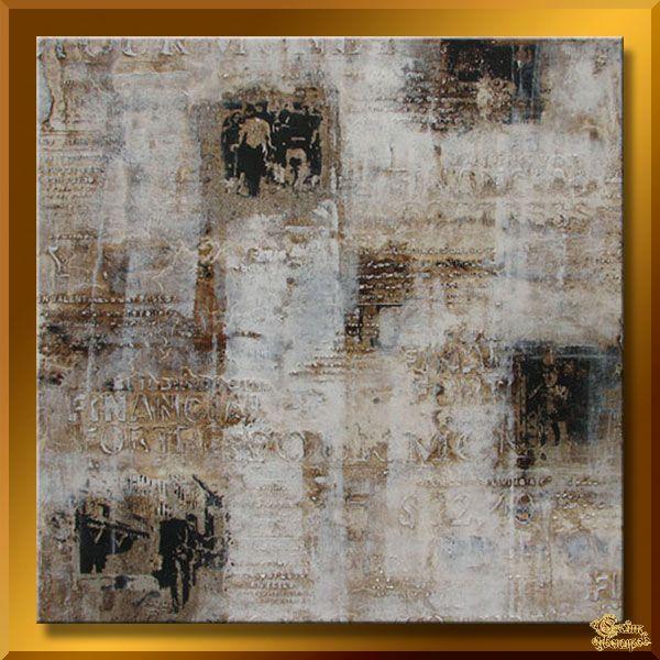 Abstract - 154 Абстракция, картины, картина маслом, сувенир, подарки