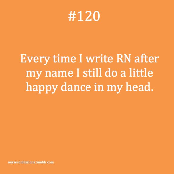 yep.....and then I have to remember NOT to write it when not at work!