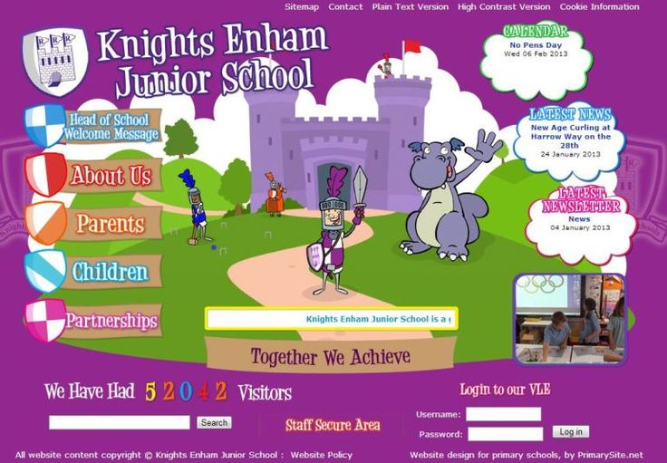 Knights Enham Junior School, part of the Discovery Federation in Hampshire