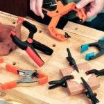 Choosing the RIght Woodworking Clamps for Alignment and Glue-Ups in the Workshop / Rockler How-to
