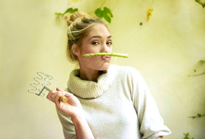 Rens Kroes, hermana de Doutzen Kroes, una estrella que brilla con luz propia en la blogosfera 'gastro'