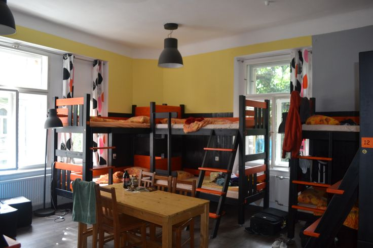 12-bed dormitory