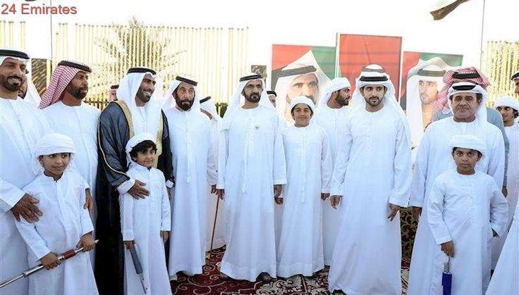 Sheikh Mohammed attends Al Hamiri and Al Falasi family wedding